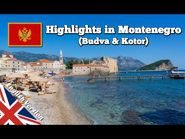 Budva & Kotor - Things to do in Montenegro (Balkan Road Trip 04)