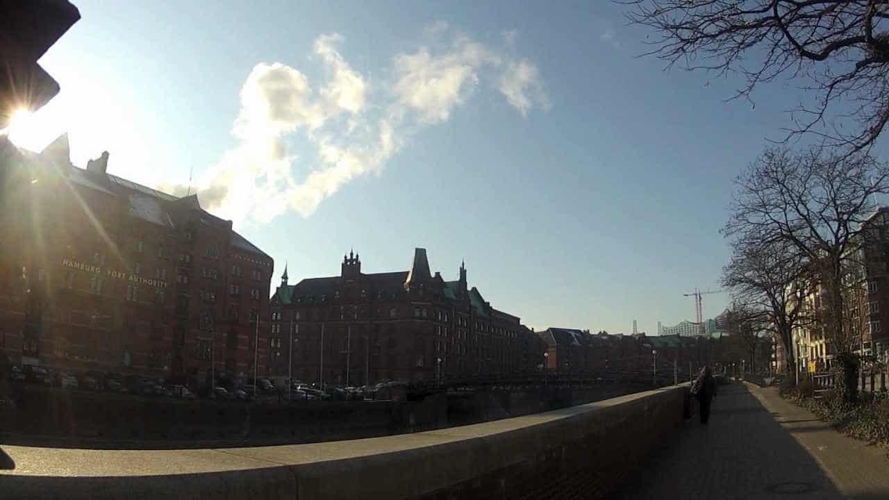 """Hamburg - The Old Warehouse District """"Speicherstadt"""" (Travel Videoblog 014)"""