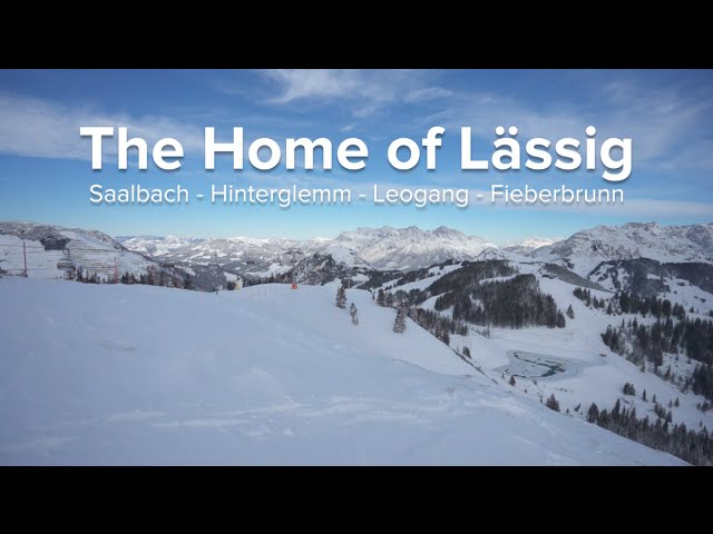 Home of Lässig - Things to do in Saalbach-Hinterglemm, Fieberbrunn & Leogang