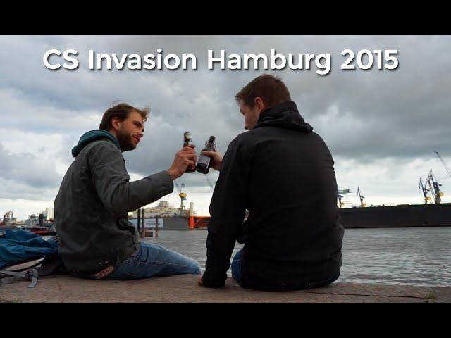 The Aftermath - Hamburg CouchSurfing Invasion 2015 (Trailer)